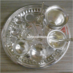 Stainless Steel Silver Plated Sets