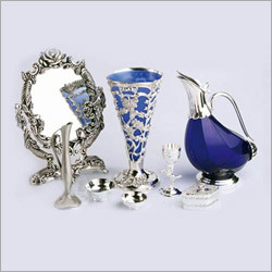 Silver Decorative Articles
