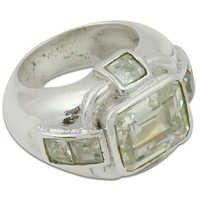 Crystal Fashion Ring Jewellery