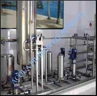 纯净的水生产线