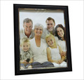 Metallic Mixed Colour Photo Frames