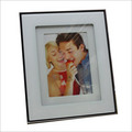 Matt/Shiny Steel Nickel Plated Photo Frame