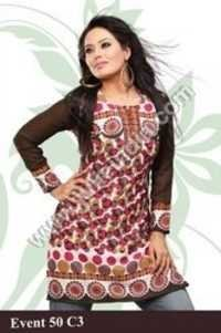 Ladies Crape Kurta
