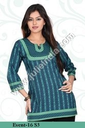Crape Kurtis Suppliers