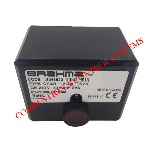 Brahma Sequence Controller/ Burner Control Box