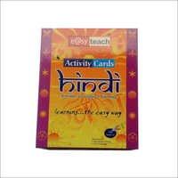 Hindi Activity Cards