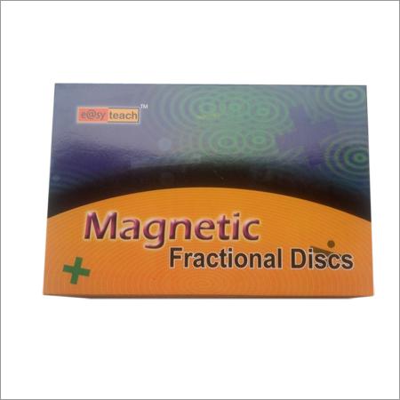 Magnetic Fractional Discs