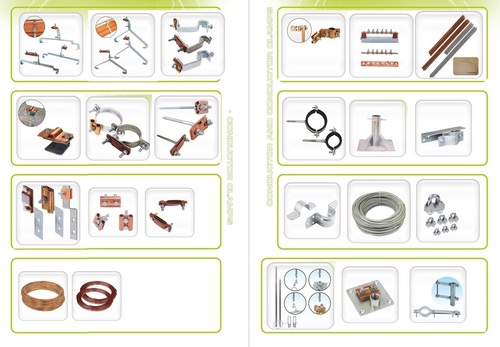 Lightning Conductor Installation Accessories