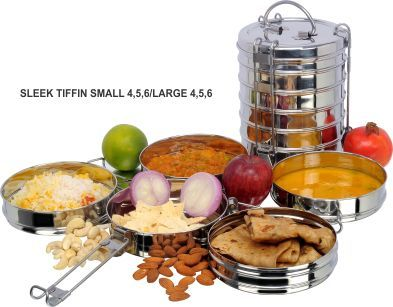 Sleek Tiffin