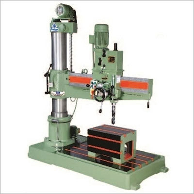 40mm cap Radial Drilling Machine