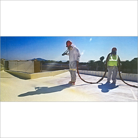 Spray Roofing Insulation Services