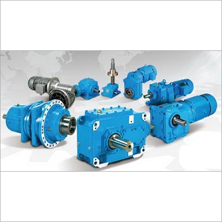 Electric Motor Gear Box