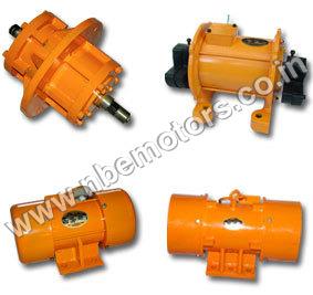 Flange Vibratory Motor