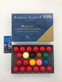 Aramith Tournament Champion Snooker Ball