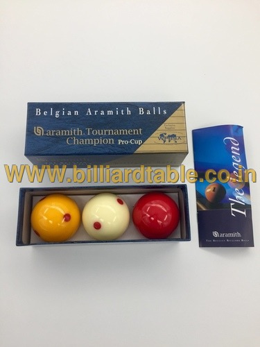 Aramith Tournament Champion Billiard Ball