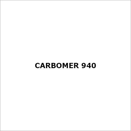 Carbomer 940