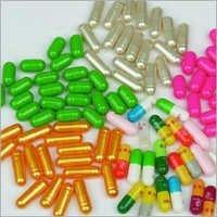 Empty Hard Gelatin Capsules