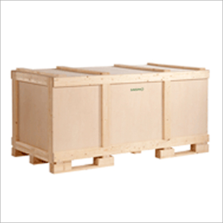 Plywood Container