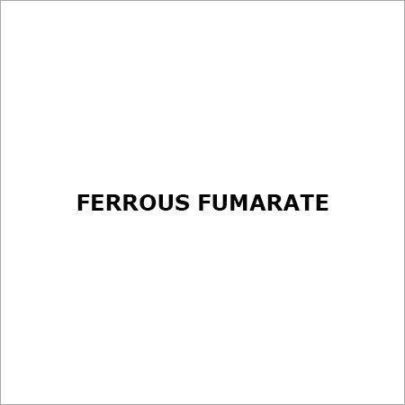 Ferrous Fumarate Cas No: 141-01-5