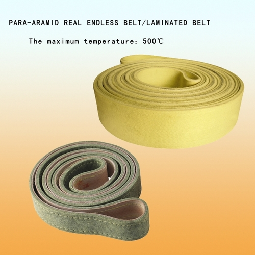 PARA ARAMID REAL ENDLESS BELT/LAMINATED BELTS