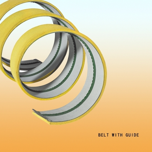 BELT WITH GUIDE