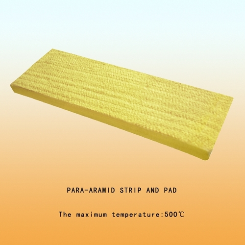 PARA-ARAMID STRIP AND PAD