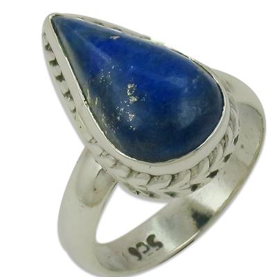 Lapis Lazuli Premium Ring Jewellery