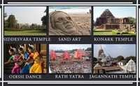 Konark Puri Bhuvneshwar Golden Triangle Tours