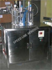 Aerosol Filling Equipment