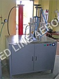 Aerosol Deep Tube Cutting Machine