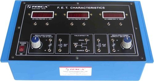 F.E.T. Characteristics