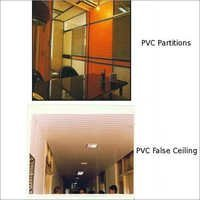 PVC Partitions