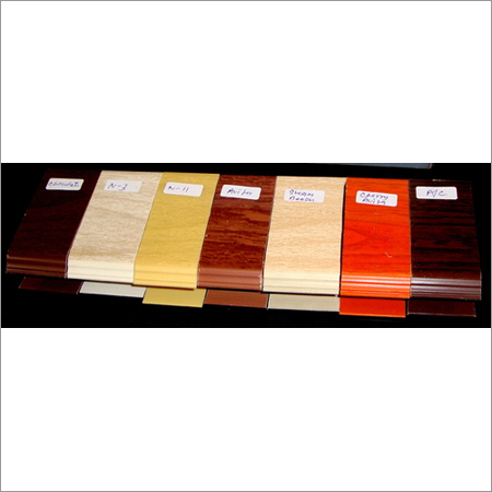Decorative PVC Door Colours
