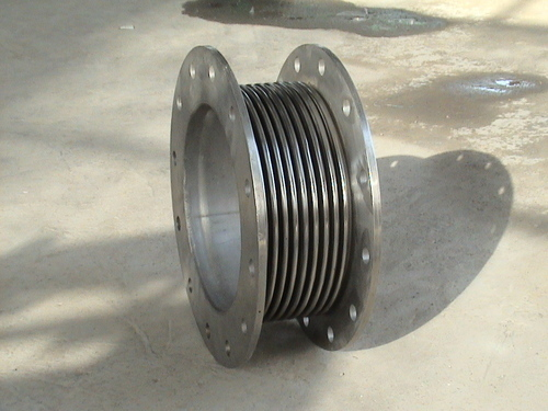 Cement Plant Expansion Joint