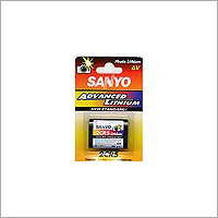 Sanyo CR P2 1BP Battery