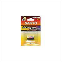 Sanyo CR V3 1BP Battery