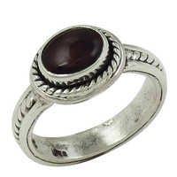 Garnet Gemstone Ring Wholesale Jewellery