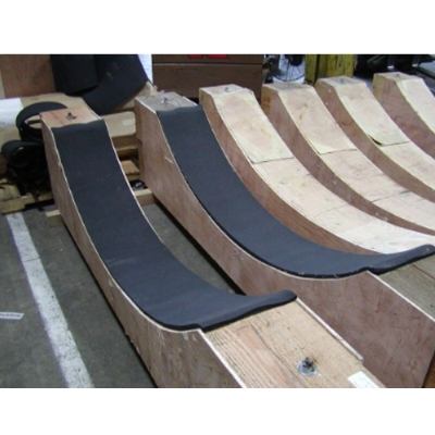 Plywood Saddles