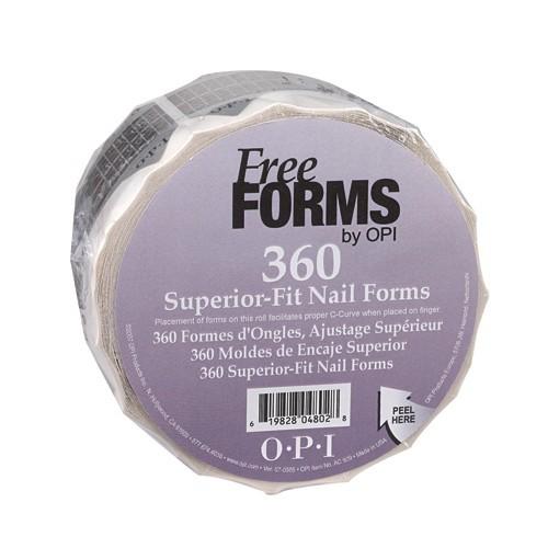 Free Form Nail Form