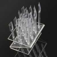 Nail art display stand