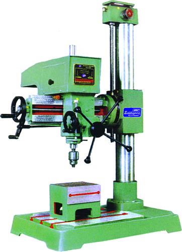 25mm cap Universal Radial Drilling Machine