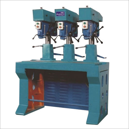 25mm cap Gang Drilling Machine