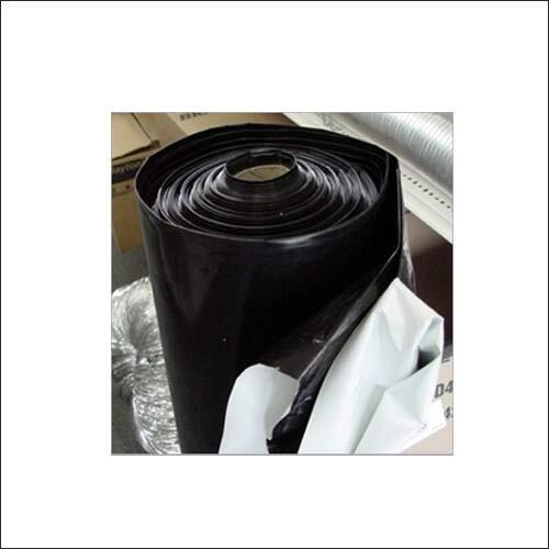 Black Plastics Tarpaulins