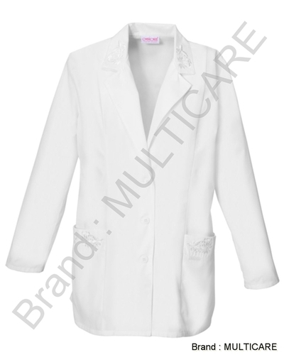 Cotton Lab Coats