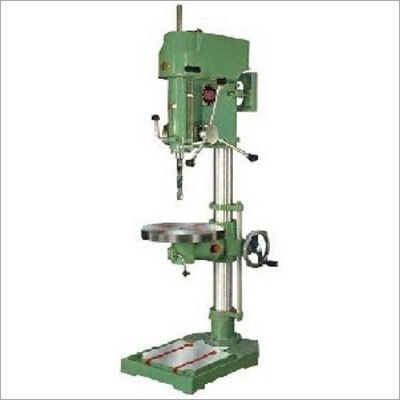 Fine Feed Pillar Drilling Machine 25mm cap