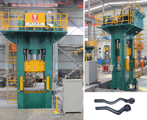 500T Hot Forging Press