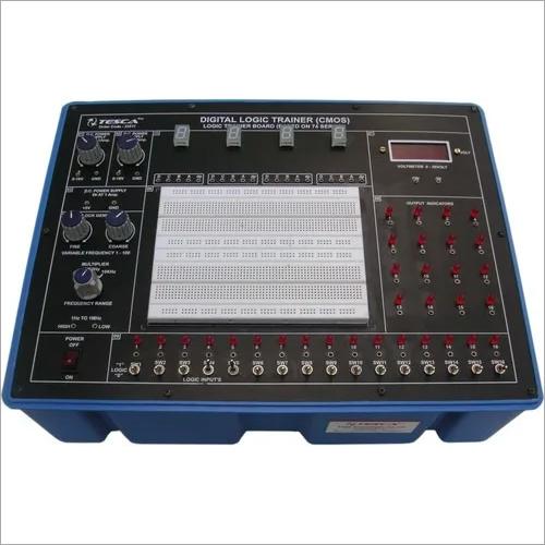 digital logic trainer (cmos) / logic trainer board