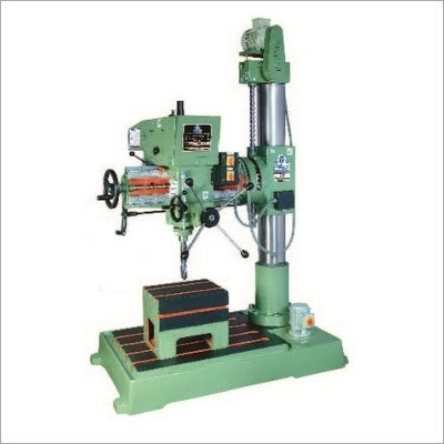 Fine Feed Radial Drilling Machine - 38mm cap