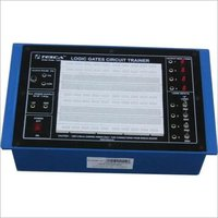 Logic Gates Circuit Trainer (Educational Training Laboratory)