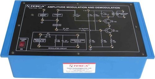 Amplitude Modulation and Demodulation